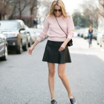 One Skirt 3 Ways – Look 1 – Casual and Chanel (CC's)
