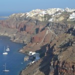 Santorini Travel Diary