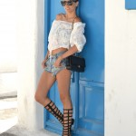 Boho-Chic in Mykonos, Greece