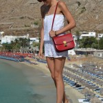 Romper Love in Mykonos, Greece