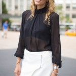 New York Fashion Week Street Style – Day 3