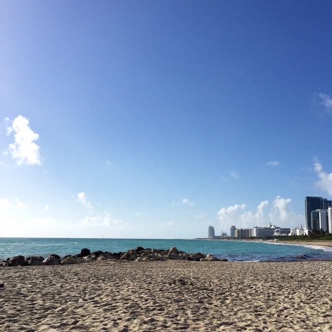 South Beach Miami, Travel
