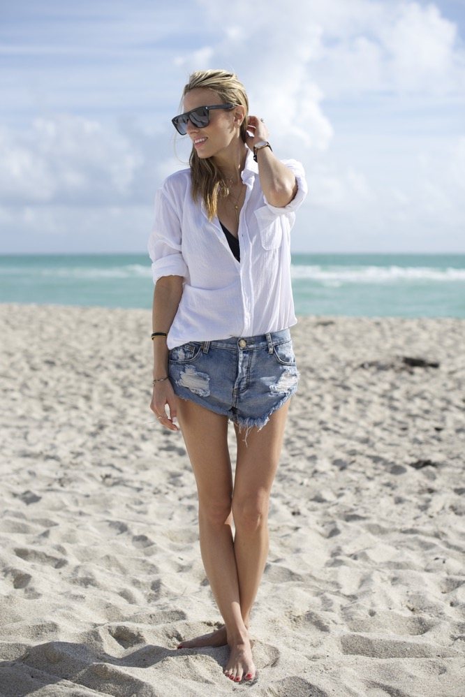 Miami beach, one teaspoon, current/elliott, Mikoh