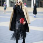NYFW Day 1 – Fringe Skirt