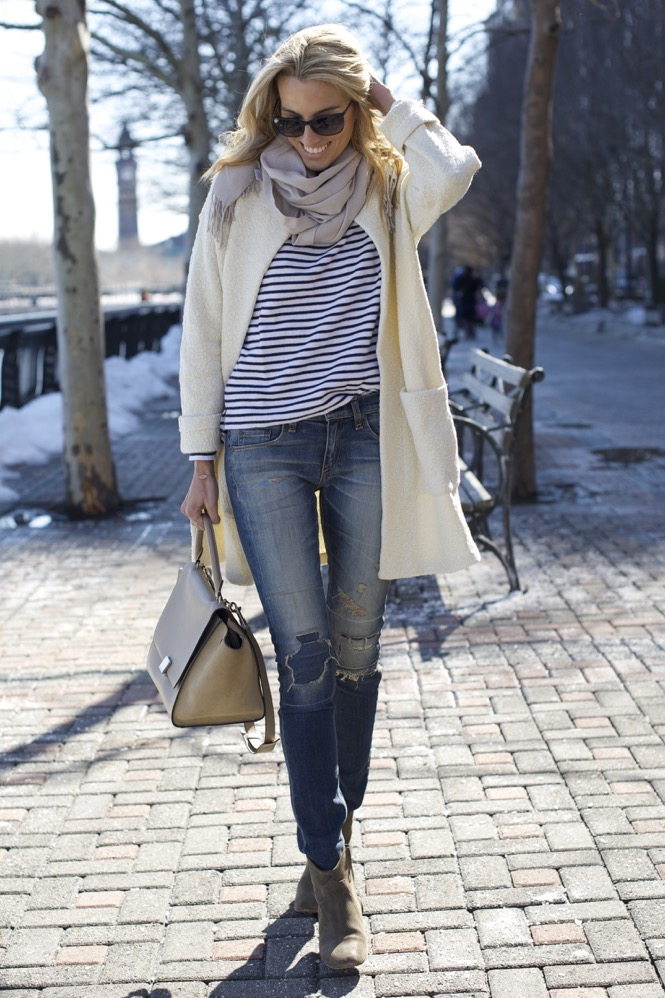 Free People coat, Rag & Bone Jeans - 02