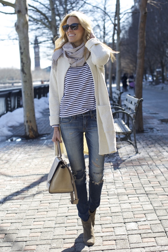 Free People coat, Rag & Bone Jeans - 03