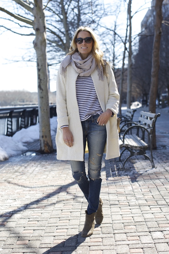 Free People coat, Rag & Bone Jeans - 09