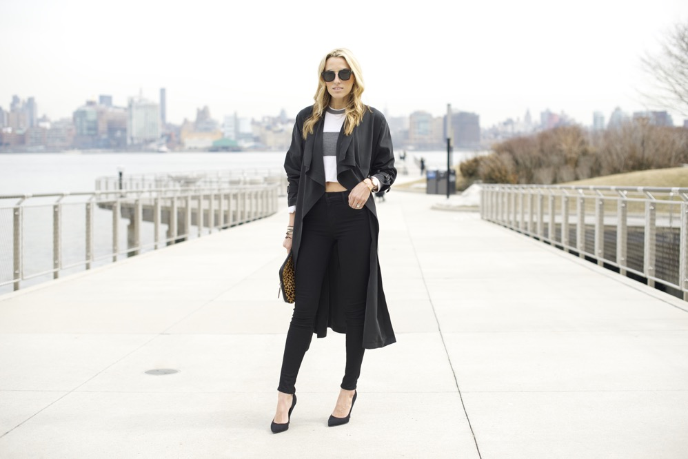 Trench Coat, J Brand Jeans - 09