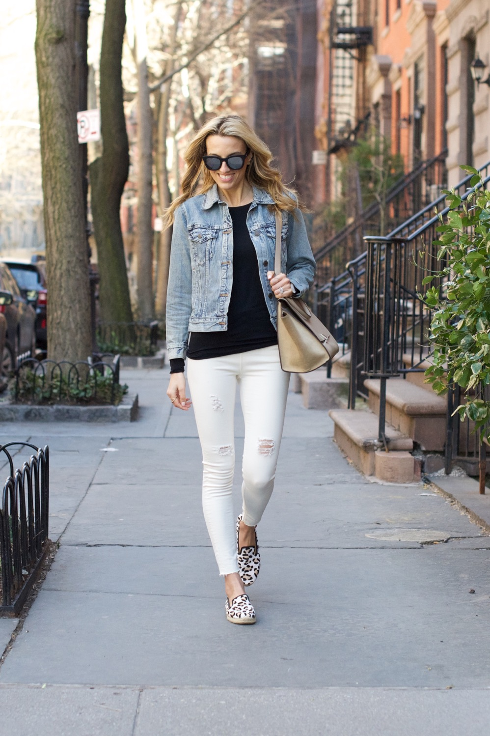 Topshop jeans, J Crew denim jacket - 13 of 13