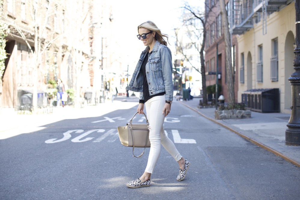 Topshop jeans, J Crew denim jacket - 3 of 13
