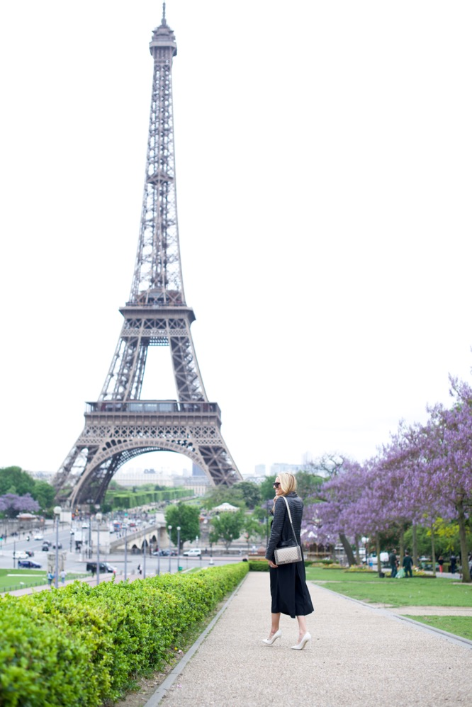 Eiffel Tower, Paris in Culottes - 10 of 13