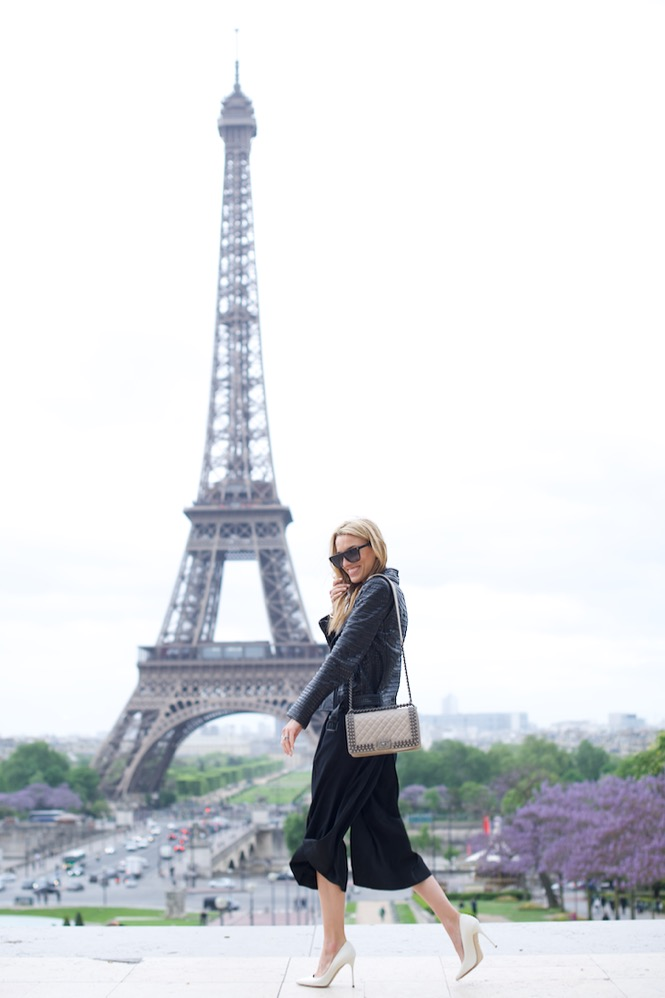 Eiffel Tower, Paris in Culottes - 4 of 13