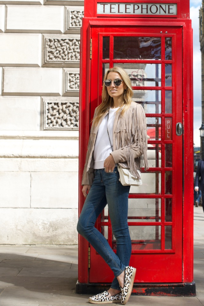 London, Telephone Booth, Fringe