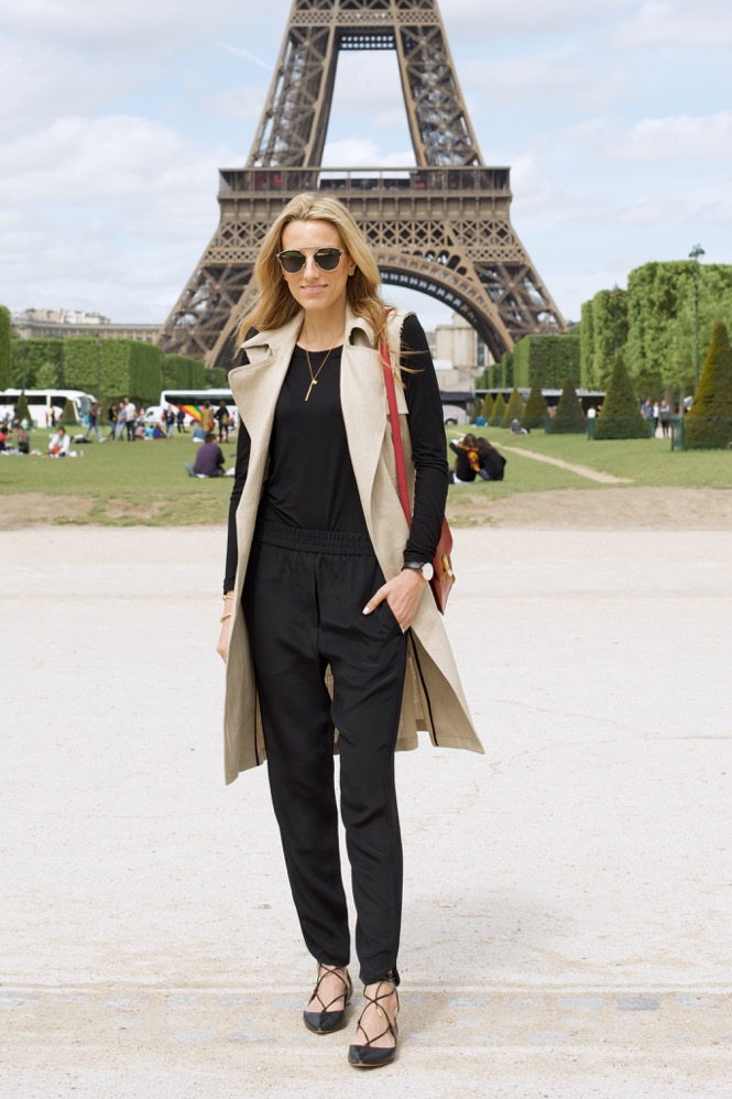Theory Trench, Aquazzura, Paris, Travel, Celine