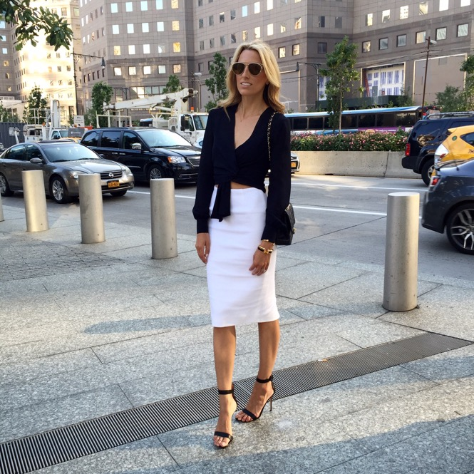 Instagram-Vogue-New York Style-Instagram Outfit