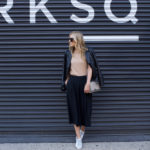 NYFW – Culottes & Sneakers