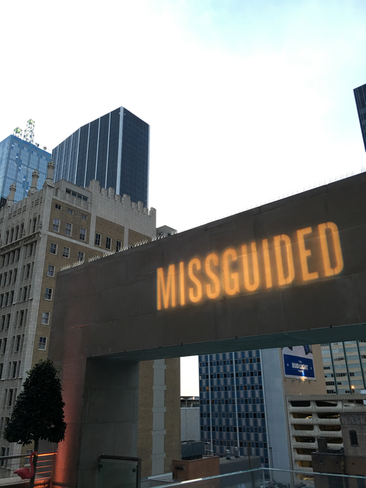 Dallas, Texas- RewardStyle RStheCon-Missguided Party