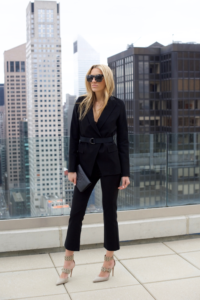 Girl Boss- Veronica Beard Suit- Spring Style