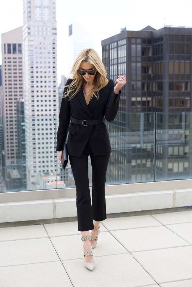 Girl Boss- Veronica Beard Suit- Spring Style -Chanel