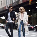 Couple Fashion in Vince Camuto Outerwear -Look 2