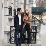 Date Night in Vince Camuto Outerwear – Look 3