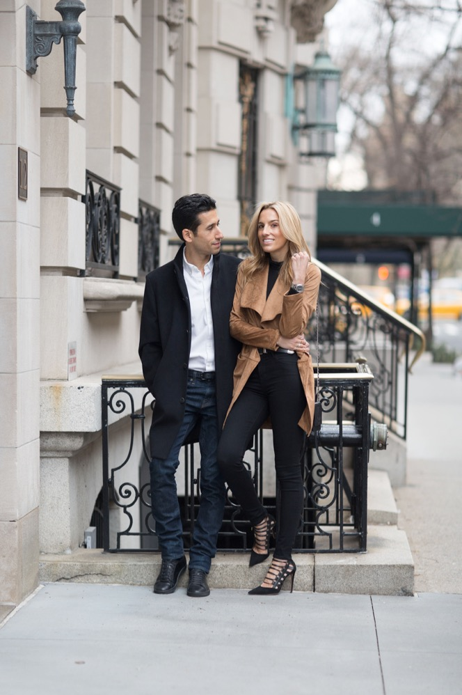 What to Wear to date night-Suede Jacket-Men's Coat-Spring Trends
