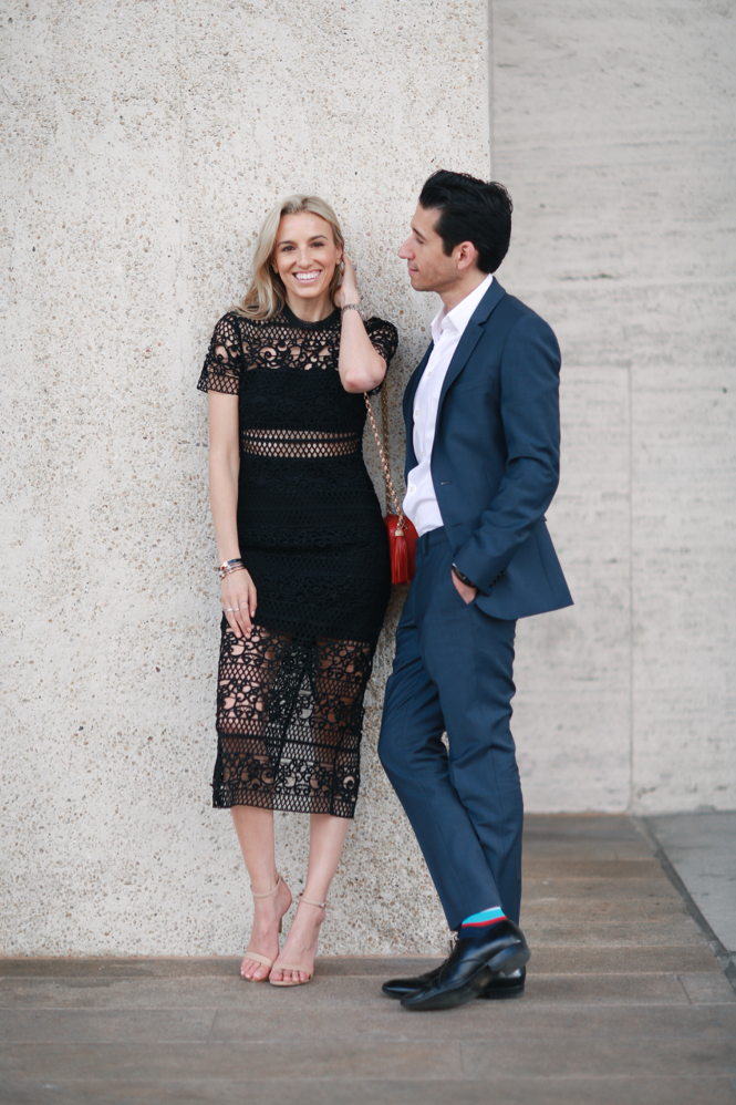 Express-New York City Ballet-Date Night-Couple Fashion