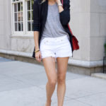 Summer Uniform – Shorts & Blazer