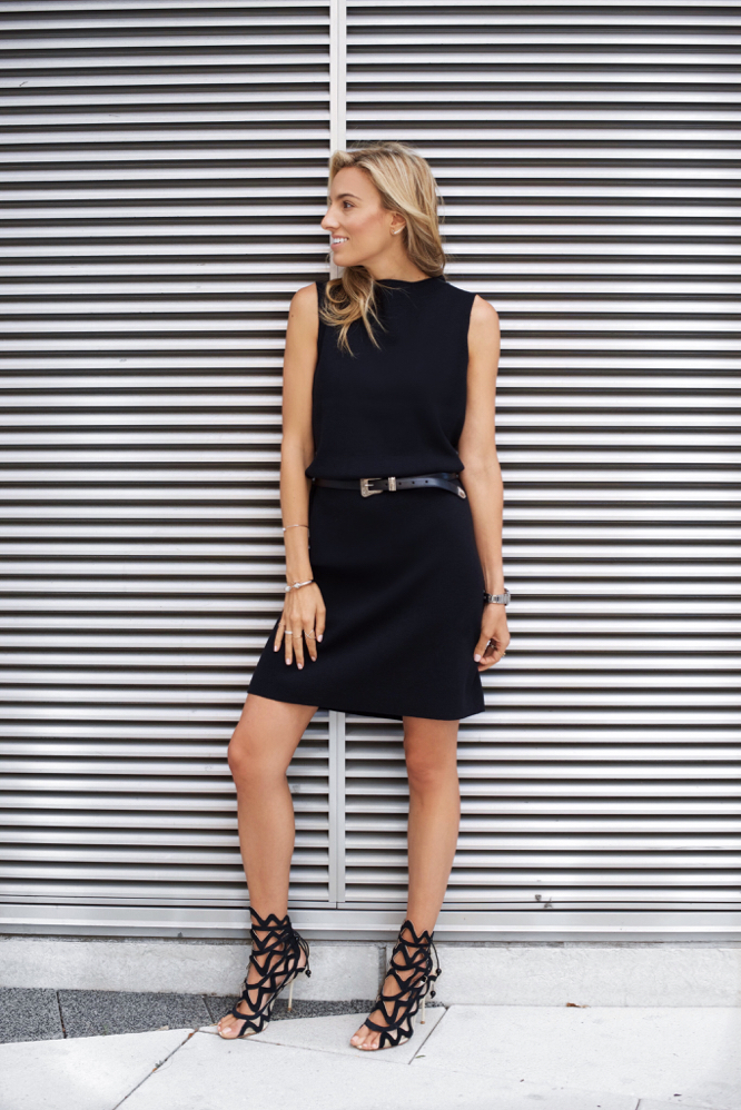 Eileen Fisher, Icons, NYC Blogger, The Cut, New York Magazine, LBD