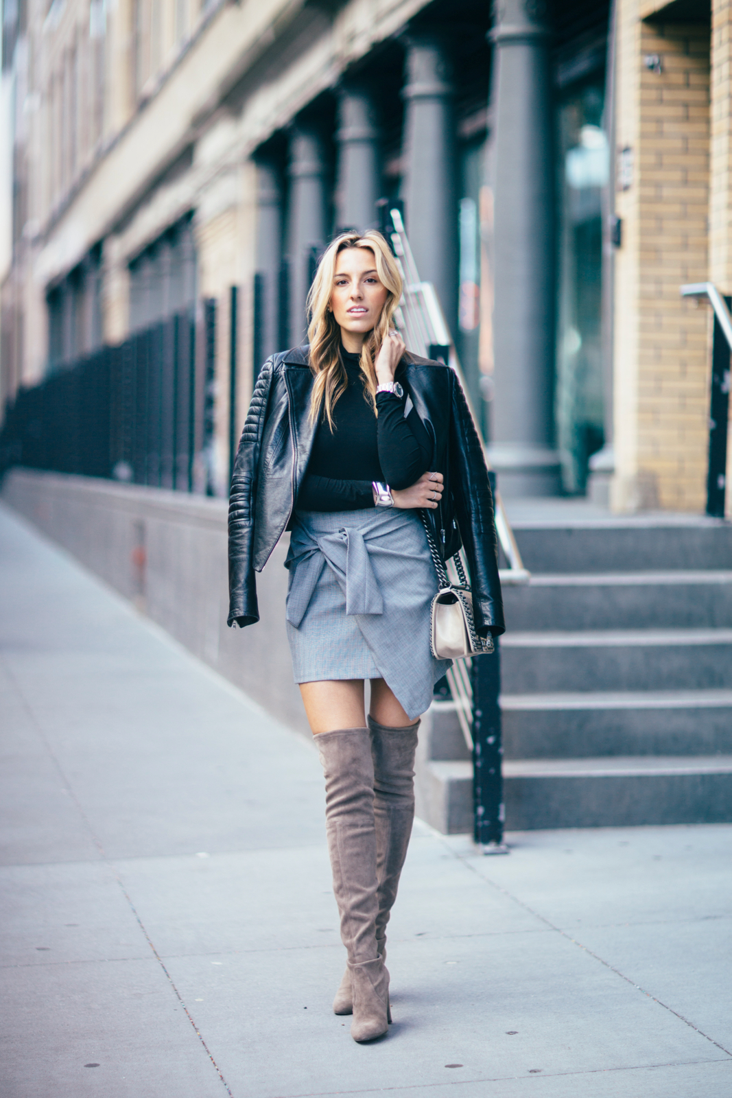 front-knot-skirt-over-the-knee-boots