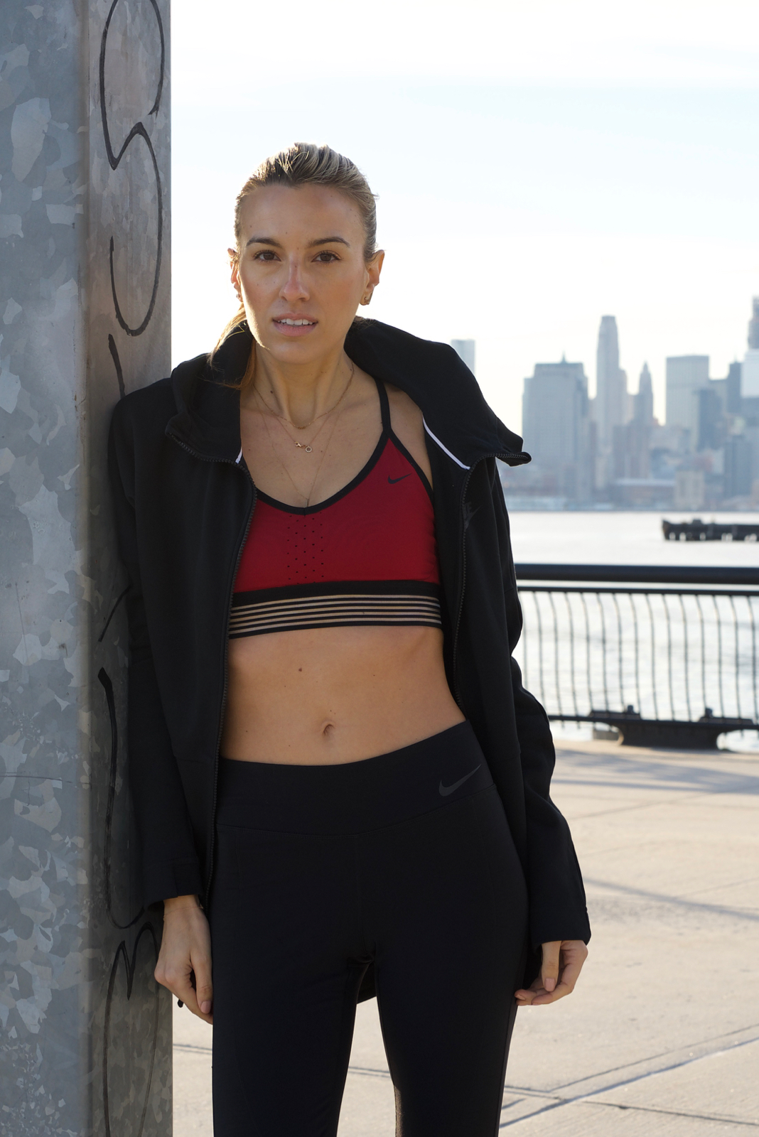 Jack Rabbit NYC, Nike, Workout, Health, Fitness, Fit model, New York