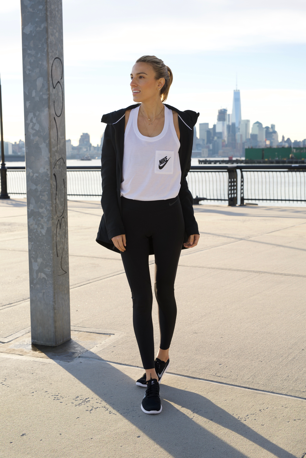Jack Rabbit NYC, Nike, Workout, Health, Fitness, Fit model, New York, Activewear