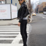 Trend Alert – Must-Have Floral Leather Jacket