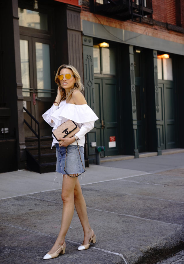 Spring must have trends, Chanel bag, Spring outfit, What to wear for Easter