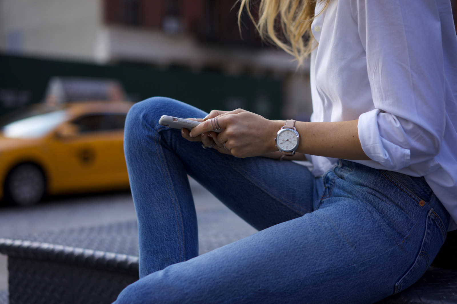 Fossil watch, smartwatch, Fossil Accomplice Hybrid Q, Timepiece