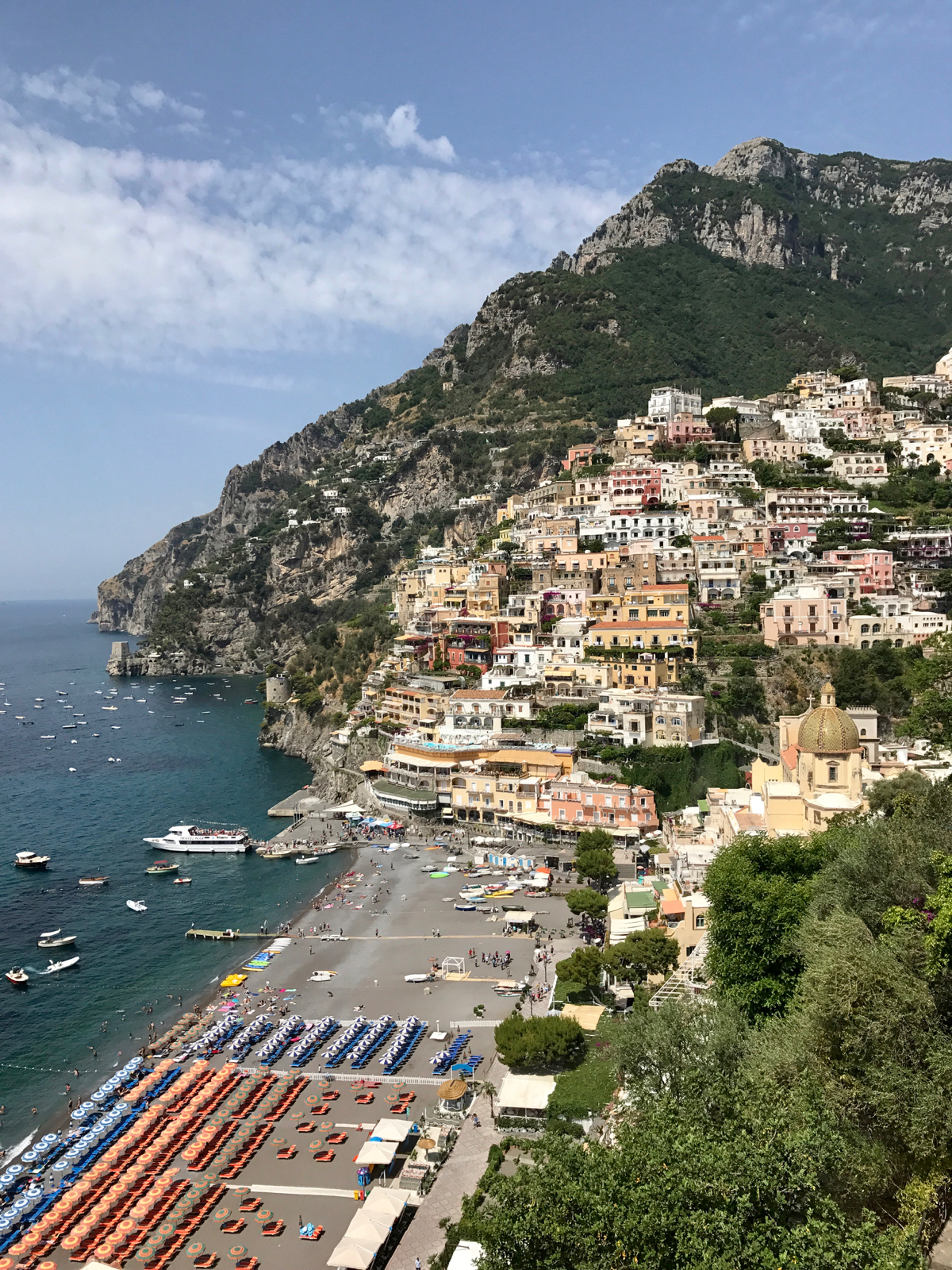 Positano, Italy, What to see and do in Positano, Where to Eat in Positano