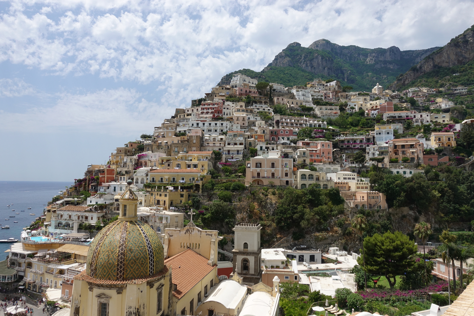 Le Sirenuse, Italy, Positano, Travel Guide in Italy, Amalfi Coast, Best Views in the world