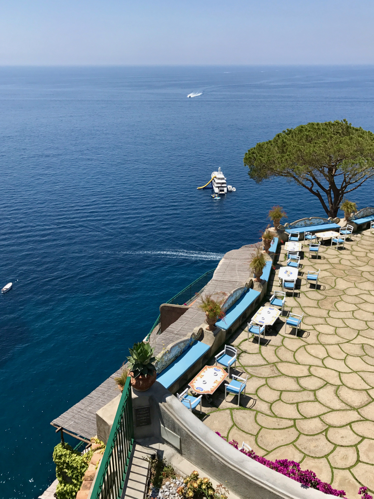 Il San Pietro Hotel in Positano, Travel guide in Italy