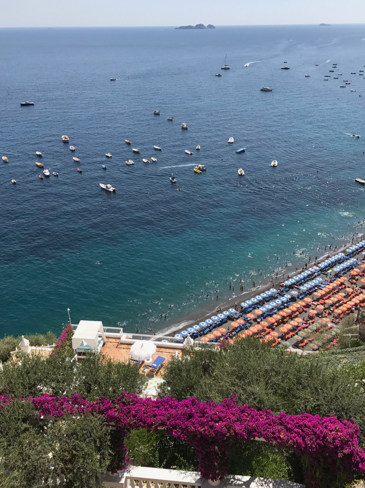 Beach Club in Positano, Amalfi Coast, Italy travel guide, What to do in Positano