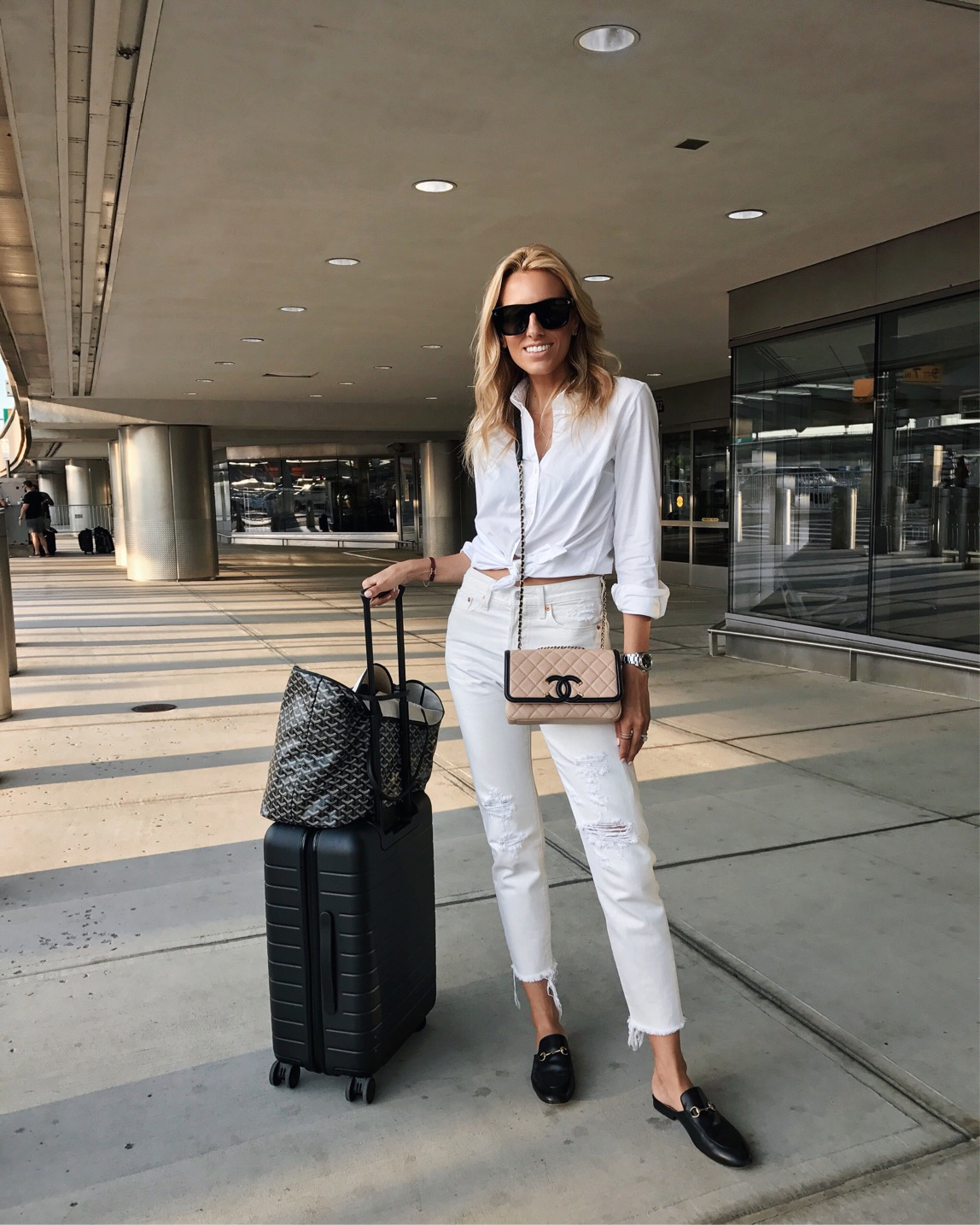 Away luggage, Ibiza, Travel, What to wear to an airplane