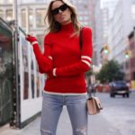 """How To Wear This Season's """"IT"""" Color   Red"""