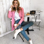 Pink & White | How to Lighten Up Your Winter Wardrobe