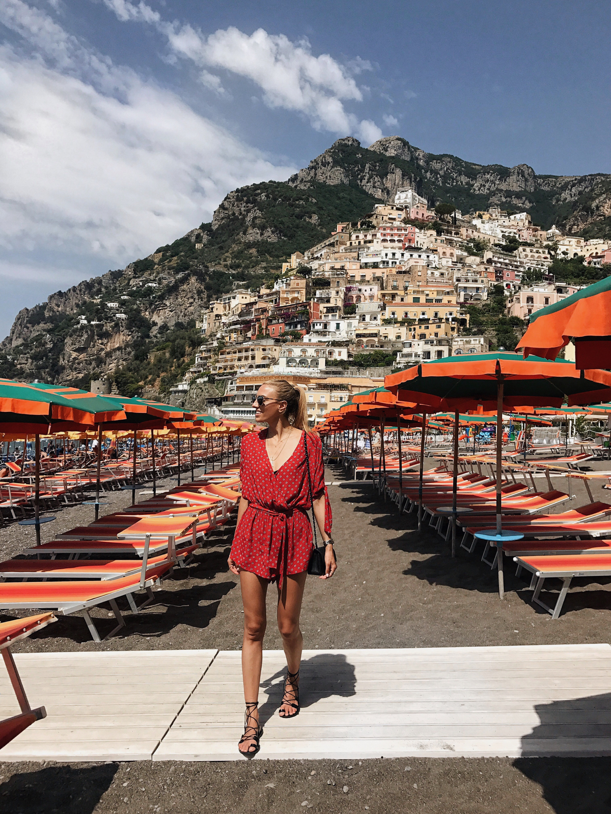 Positano Italy Travel Guide What To Do In Posano Beach Clubs Summer
